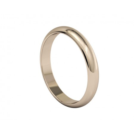 Wedding Alliance ATENEA Rose Gold