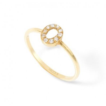 Anillo Diamantes Aro MINI DETAILS