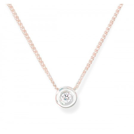 Collar Diamante Pureza LADY 0.25ct