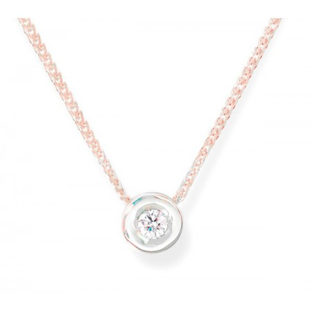 Collar Diamante Pureza LADY 0.35ct
