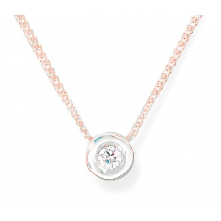 Collar Diamante Pureza LADY 0.40ct