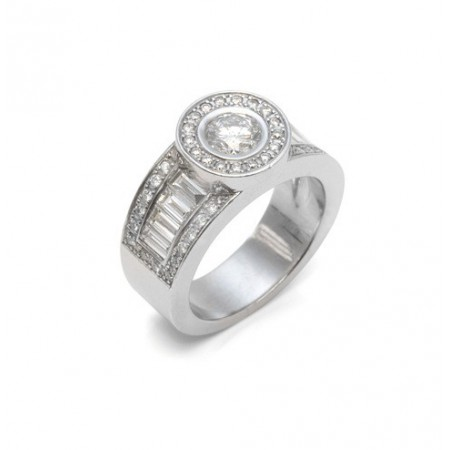 Anillo Diamantes DIAMOND ANNIVERSARY