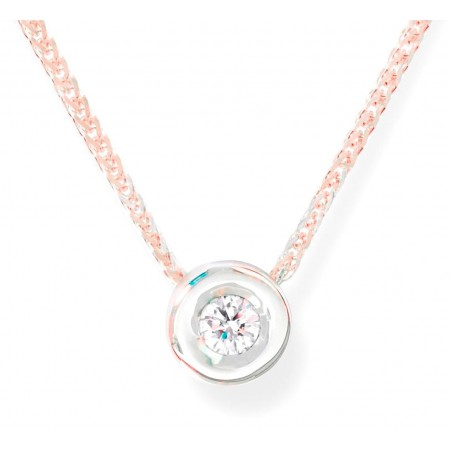 Collar Diamante Pureza LADY 0.45ct