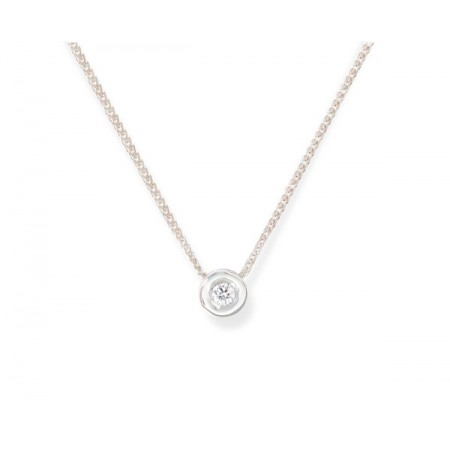 Collar Diamante Pureza LADY 0.10ct