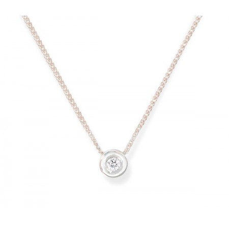 Collar Diamante Pureza LADY 0.15ct