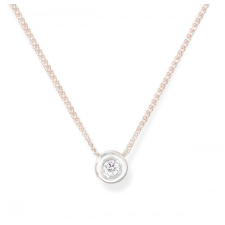 Collar Diamante Pureza LADY 0.20ct