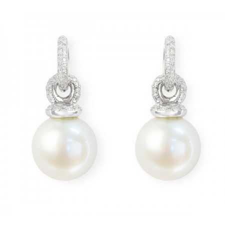 Pendientes Pearls Lady