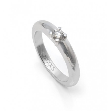 Anillo Pedida Solitario MADONNA 0.20ct