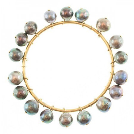 Pulsera Pearls Lady