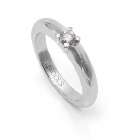 Anillo Pedida Solitario MADONNA 0.30ct