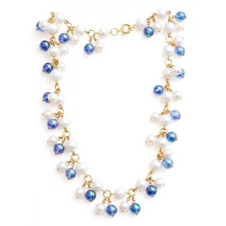 NICOL´S Collar Pearls Lady