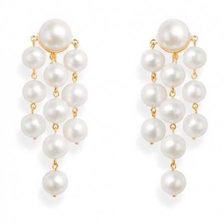 Pendientes de Perlas PEARLS LADY