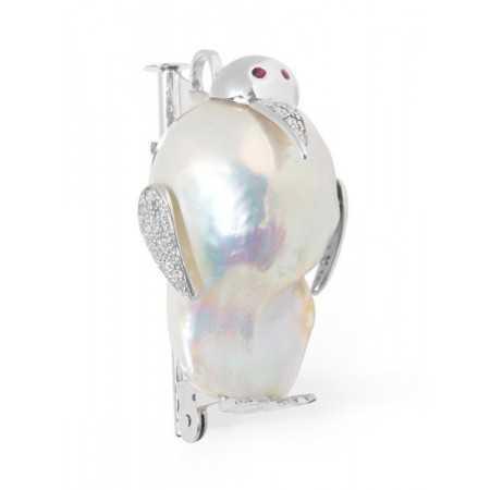Broche Pingüino NATURALMENTE