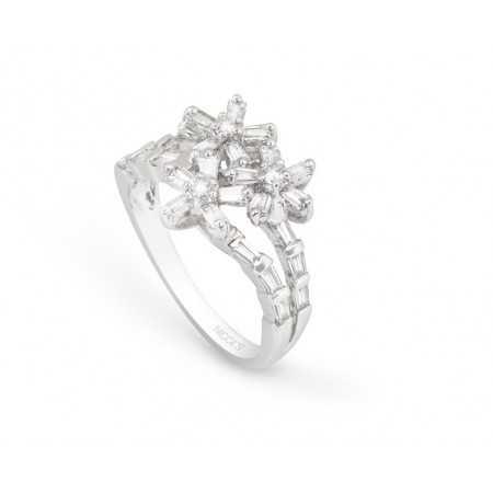 Anillo Diamantes JARDÍN