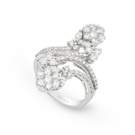 Anillo Diamantes TU Y YO