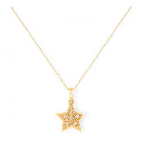 Collar Estrella Mini Details