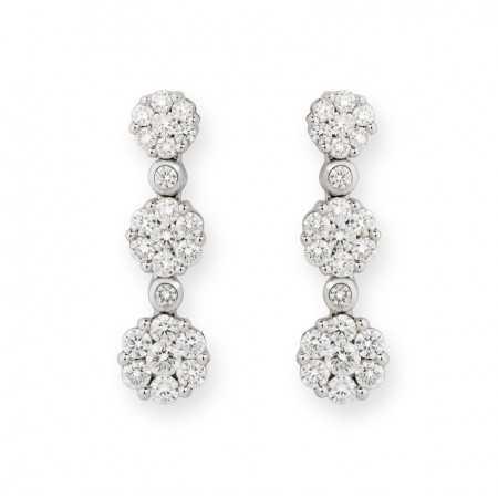 Pendientes de Diamantes ANIVERSARIO