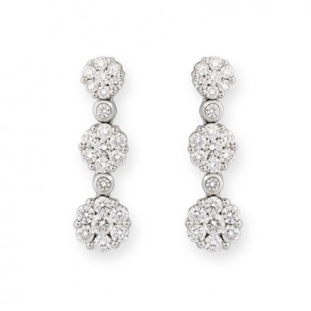 Pendientes Diamantes ANIVERSARIO