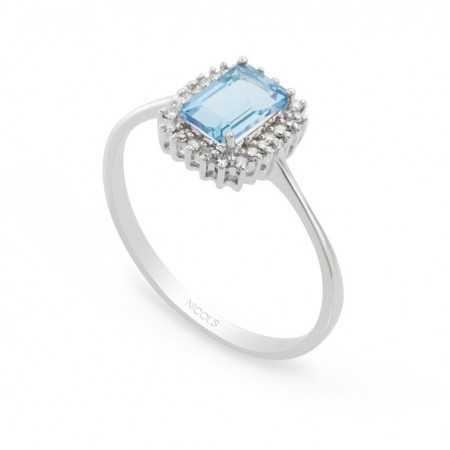 Anillo Diamantes CANDY