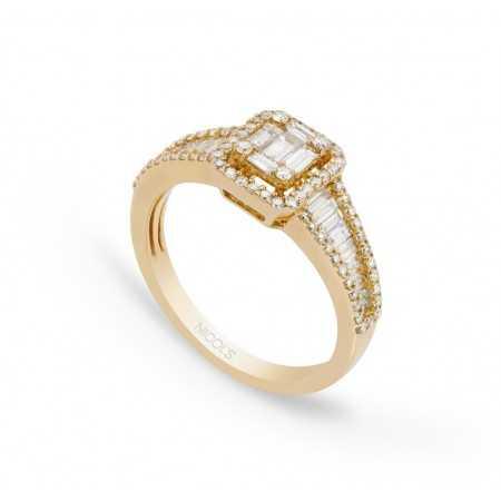 Anillo de Diamantes ANIVERSARIO WEDDING BAND