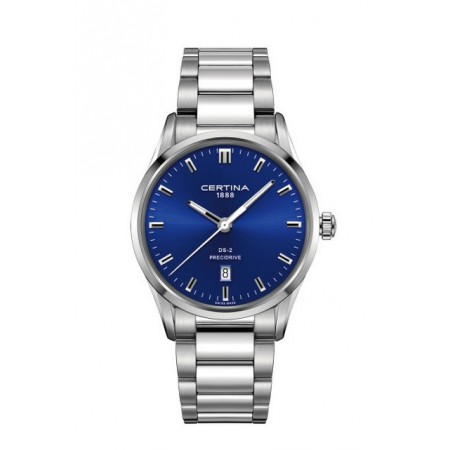 CERTINA DS-2 GENT QUARTZ PRECIDRIVE
