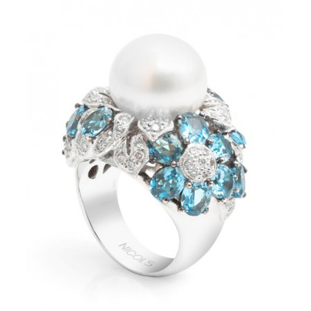 Anillo Perla Australiana BOUQUET