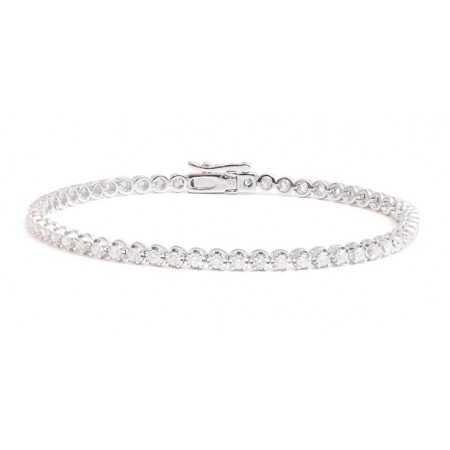 Pulsera Diamantes RIVIERE GARRAS 3.00ct.