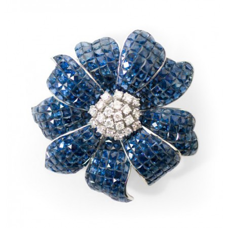 Broche de Diamantes NATURALMENTE