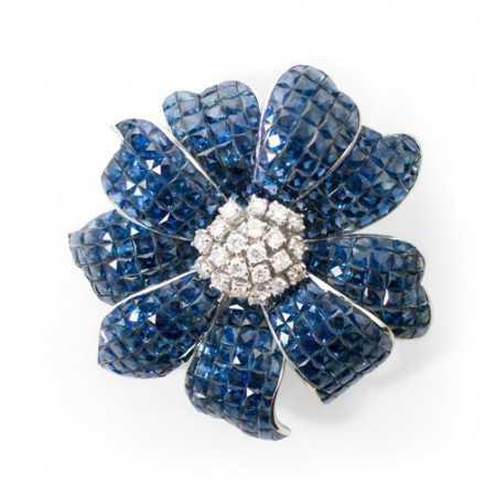Broche de Diamantes NATURALMENTE