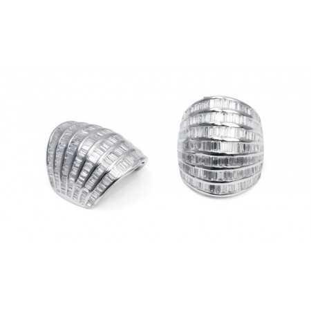 Pendientes diamantes Diamond Baguette