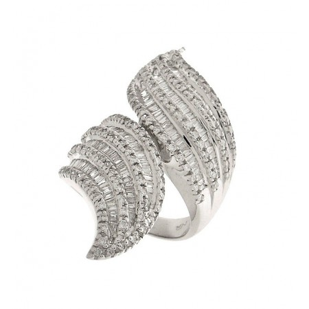 Anillo Diamantes DIAMOND LEAF