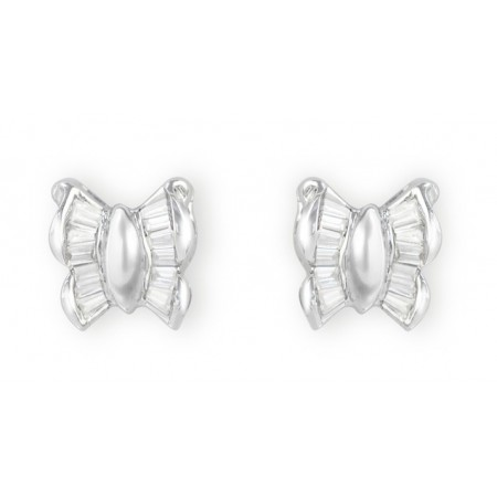 Pendientes Oro BUTTERFLY