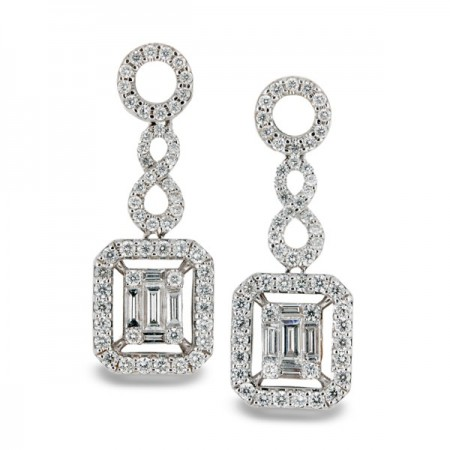 Pendientes Diamantes ANNIVERSARY