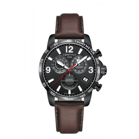 CERTINA DS PODIUM CHRONOGRAPH GMT COSC