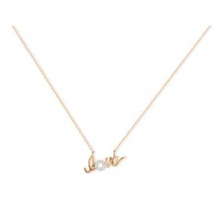 Collar de Diamantes LOVE MINI DETAILS