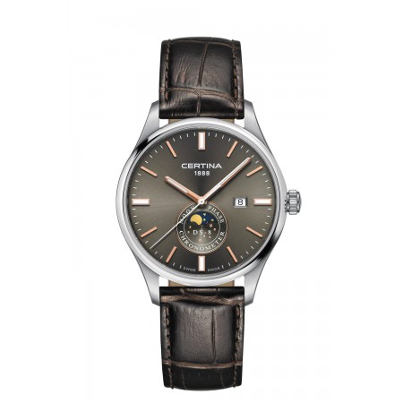 CERTINA DS-8 MOONPHASE COSC