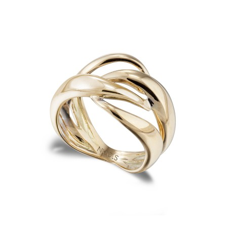 Anillo Oro BASIC GOLD NUDO