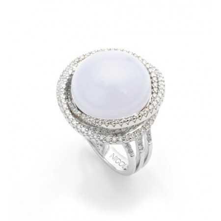 Anillo Diamantes CABUJÓN