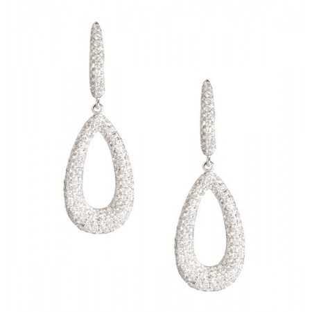 Pendientes de Diamantes DIAMOND CLASSIC