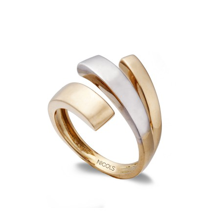 Anillo Oro BASIC GOLD