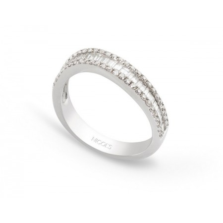 Anillo de Diamantes DIAMOND BAGUETTES