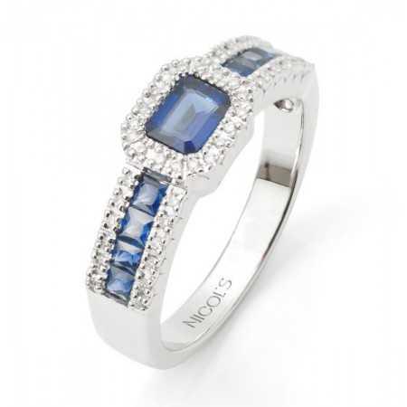 Anillo de Diamantes DIAMOND COLOR