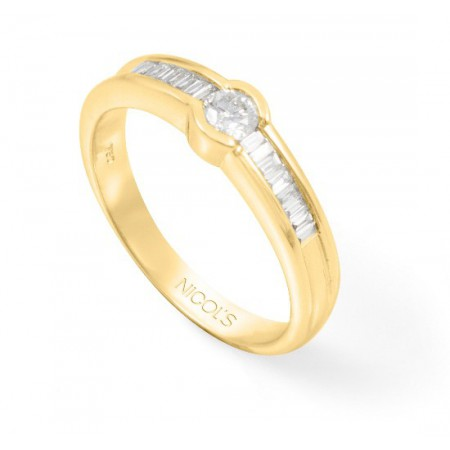 Anillo de Diamantes DIAMOND ANNIVERSARY 0.50ct