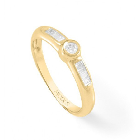 Anillo de Diamantes DIAMOND ANNIVERSARY 0.40ct