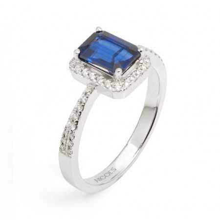 Anillo Diamantes DIAMOND COLOUR
