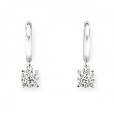 Pendientes Diamantes CRIOLLA BAND