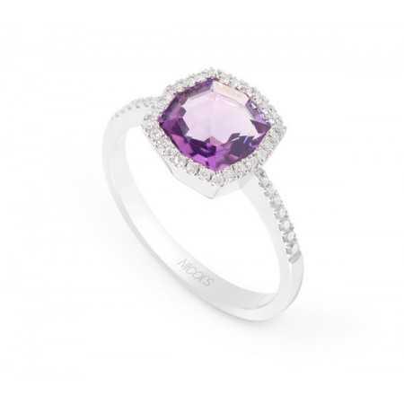 Anillo Diamantes COLORFULL