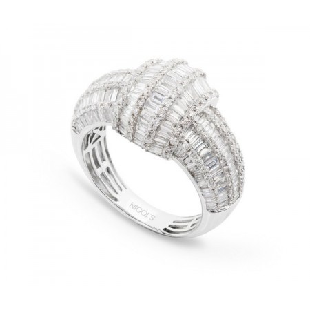 Anillo Diamantes Princess