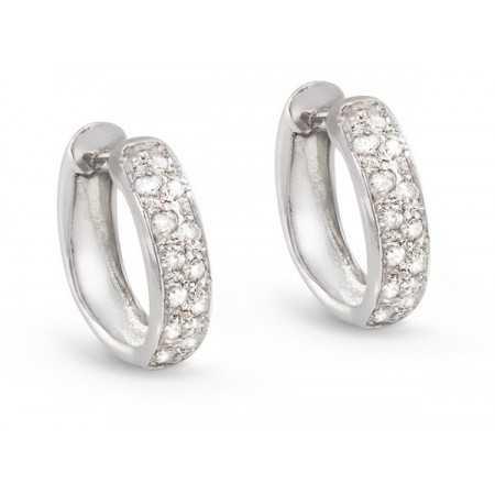 Pendientes Aro DIAMOND CLASSIC