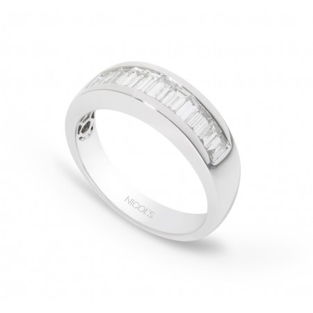 Anillo de Compromiso Media Alianza DIAMOND CLASSIC
